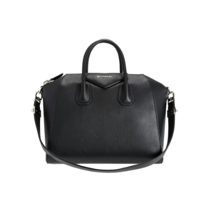 Picture of Leather hobo bag