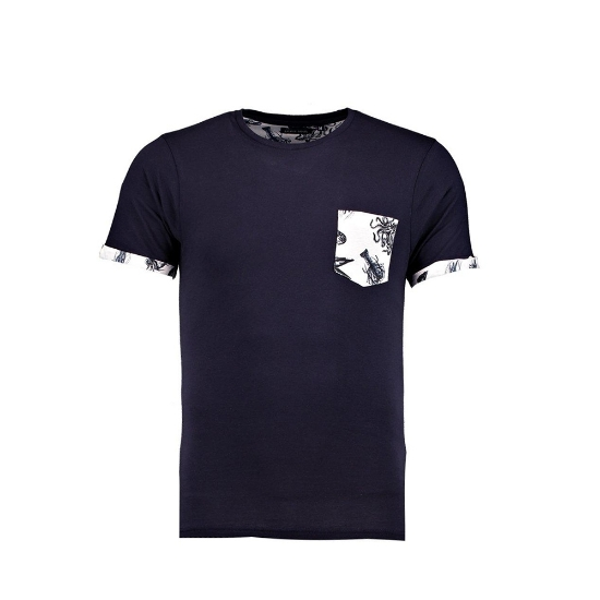 Picture of The veil anchor black shirt