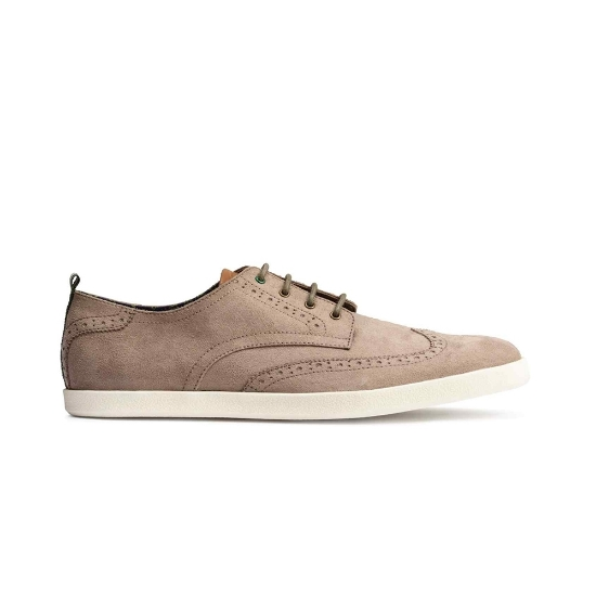 Picture of Brogue-patterned Trainers