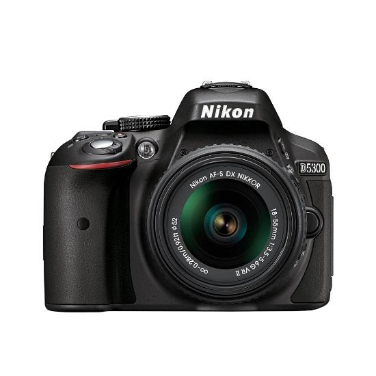 Picture of Nikon D5300 Digital SLR Camera