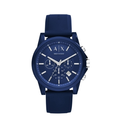 Picture of Women's Silicone Strap Watch
