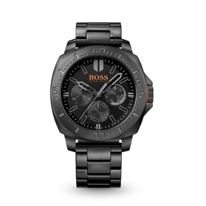Picture of Black Quartz Analog Watch