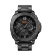 Picture of Black Quartz Analog Watch